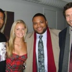 "NBC's Law and Order with (from left) Mario van Peebles, Anthony Anderson, Jeremy Sisto. Episode ""Sweety"""
