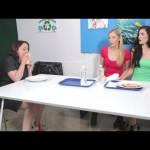 Cool Kids Table with guest, Rachel Dratch (SNL)